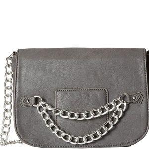 Rampage RP4267-MA Chain Strap Grey Crossbody bag